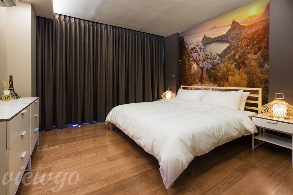 Pomysł Na ścianę Nad łóżkiem Blog Viewgo
