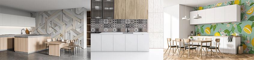 Pomysł na dekoracje w Twoim mieszkaniu – Fototapety do kuchni