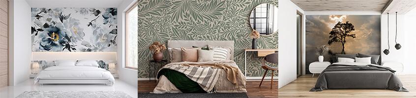 Stwórz swój cichy kąt w domu – fototapety do sypialni