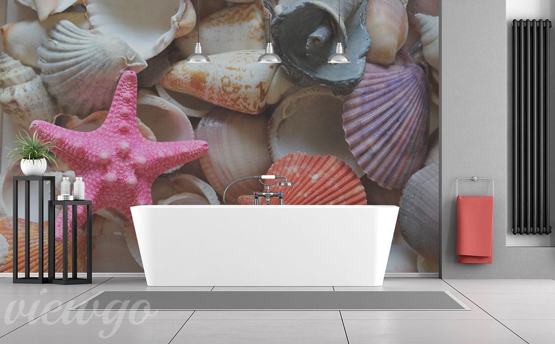 Morze Muszle I Marzenia Aranżacja Do łazienki
